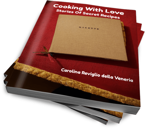 Cooking With Love Stories Of Secret Recipes