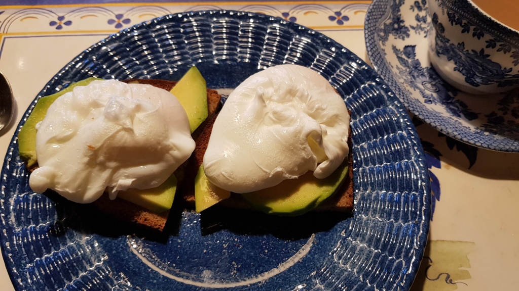 Uova in camicia – Poached Eggs